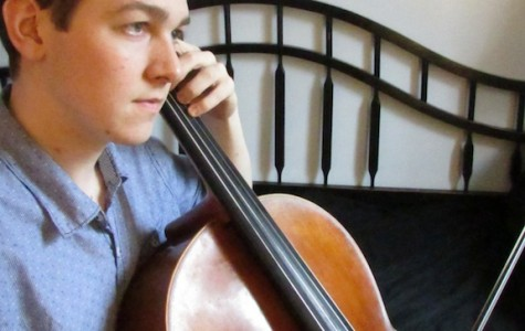 Student Musician of the Week: Ethan Tabler