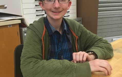 Student of the Week: Dolan Stapleton