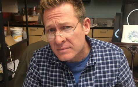Kent Wallisch: Harmless teacher or escaped night school student?
