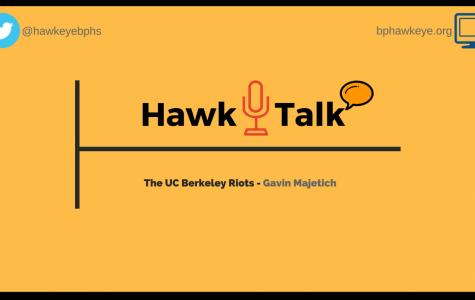Hawk Talk Podcast Episode 1: Antifa Riots at UC Berkeley
