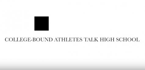 Video: College-bound athletes talk high school