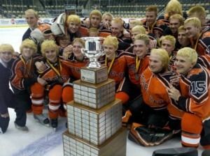 Penguins Cup Champions!
