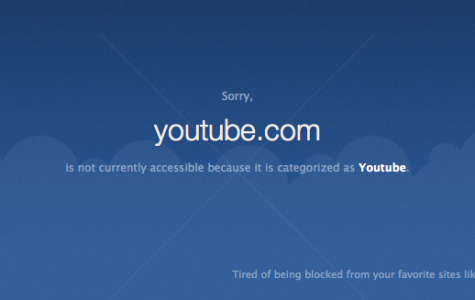 Why is YouTube blocked?