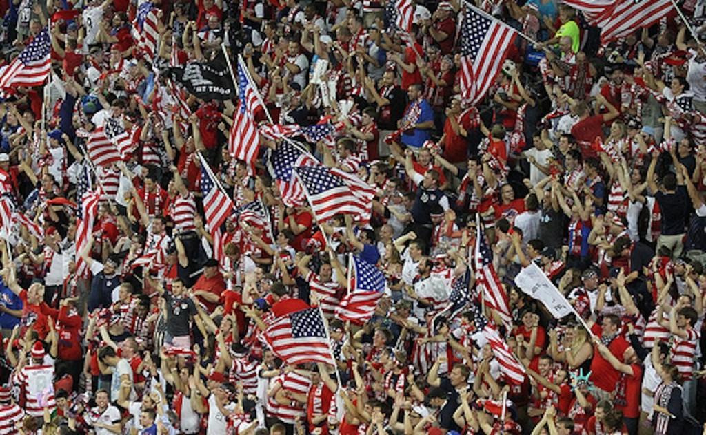 US draws tough group