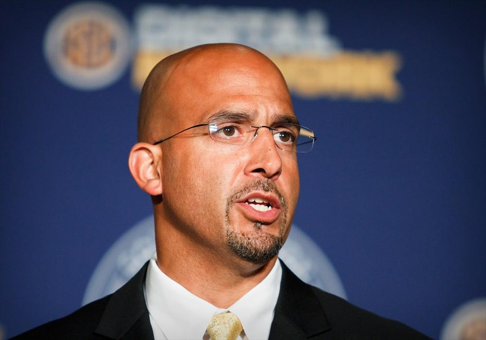 New PSU head coach makes good first impression