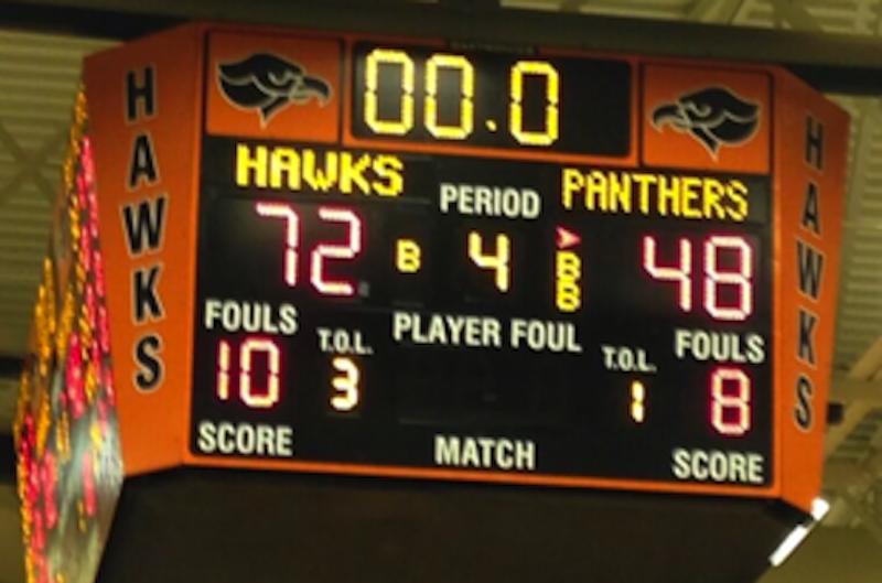 Boys basketball dominates Upper St. Clair