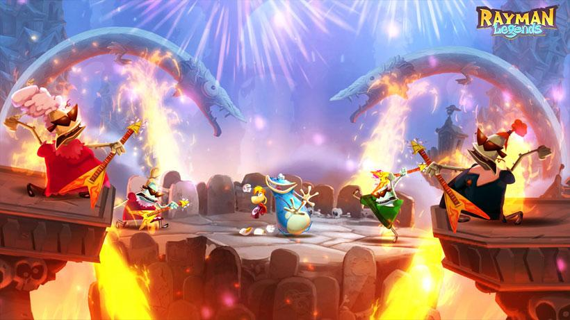 Video Game Reviews: Rayman Legends