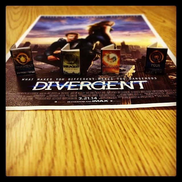 Divergent movie turns out to be a great success