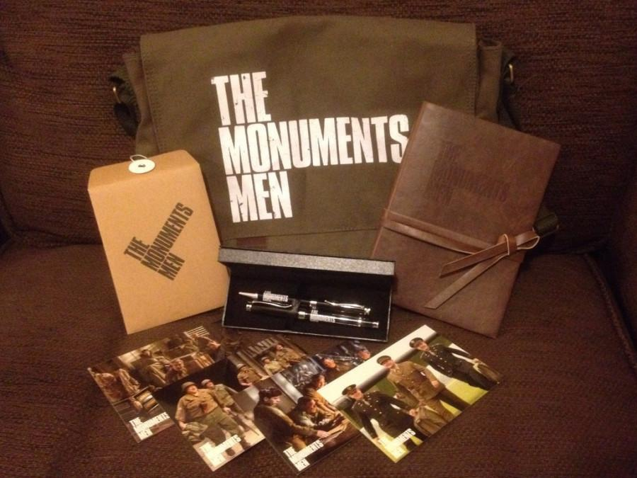 Monuments Men movie turns out to be excellent