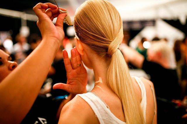When self-confidence factors into hair coloring – Hawk Eye