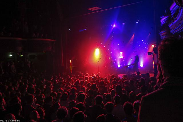 M83 - Live @ Paris