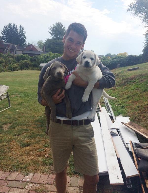 Student of the Week: Brian Malarkey