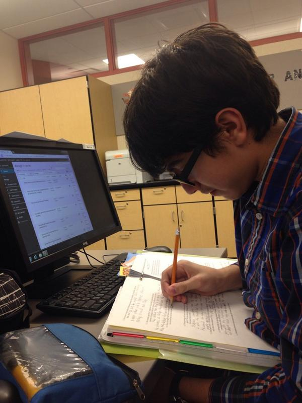 Student of the Week: Russell Finelsen