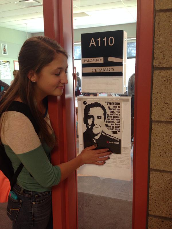 Student of the Week: Emily Wagner