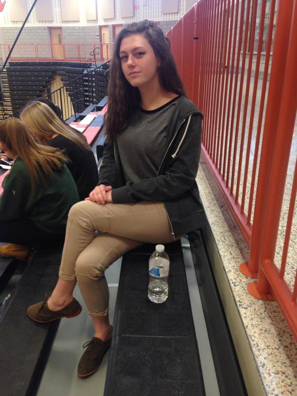 Student of the Week: Natalie Coccagno