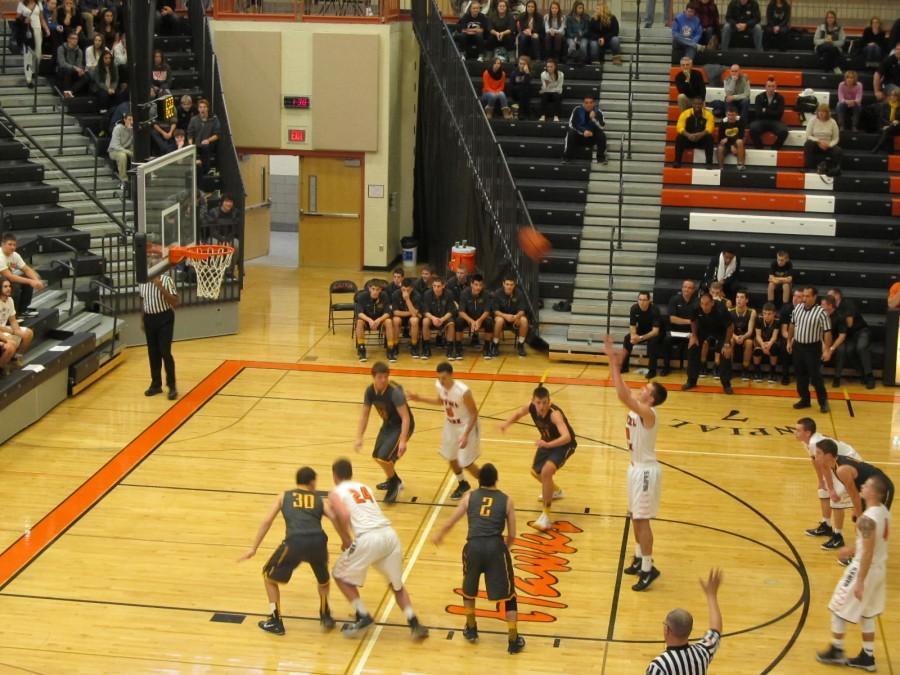BP basketball hosts tip-off tournament