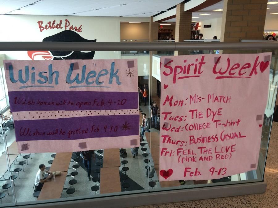 Wish Week approaching