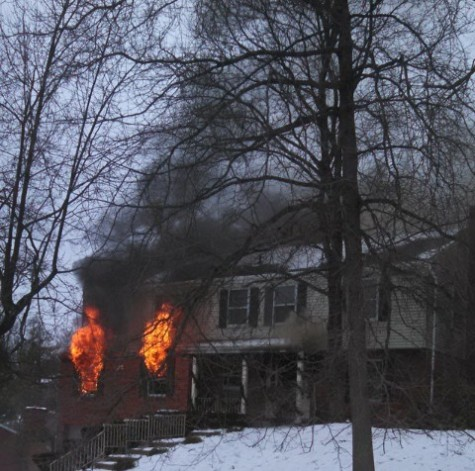 Two Bethel Park freshmen witness house ablaze