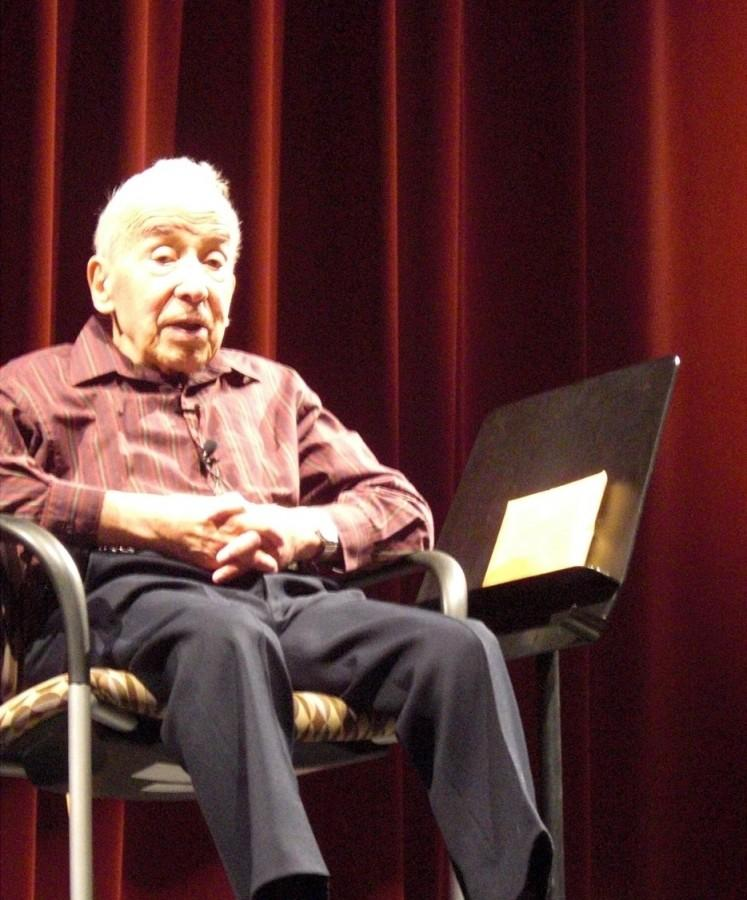 Holocaust survivor speaks to BPHS students
