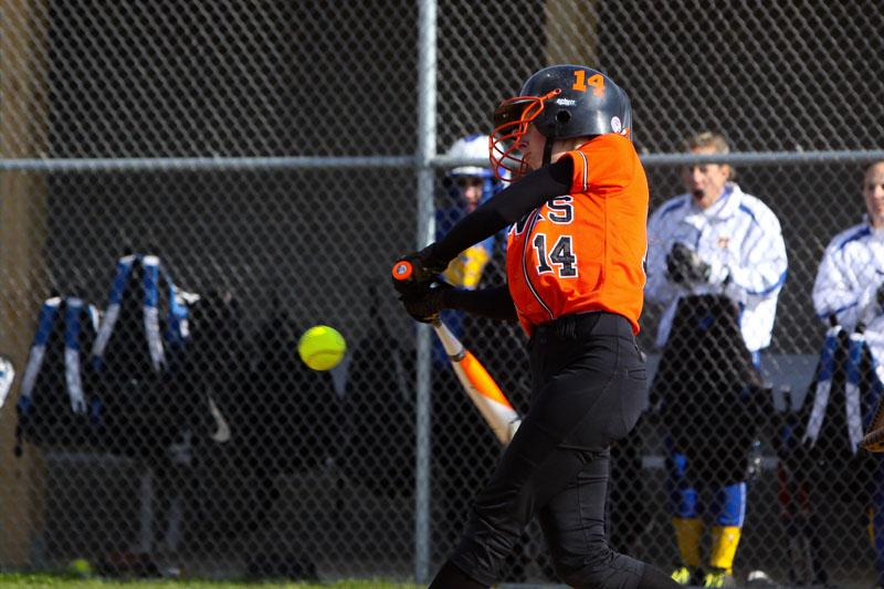 Student Athlete of the Week: Sophomore Softball catcher Carolyn Cook