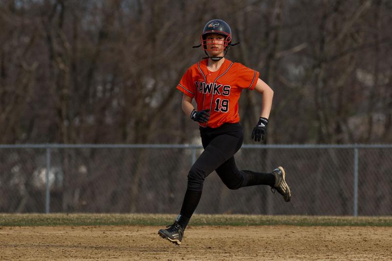 Haley Reid named Tribune-Review Athlete of the Week