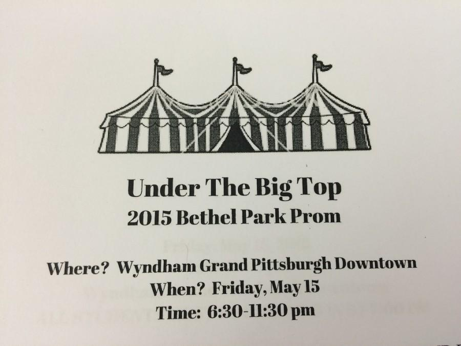 Prom tickets being sold this week