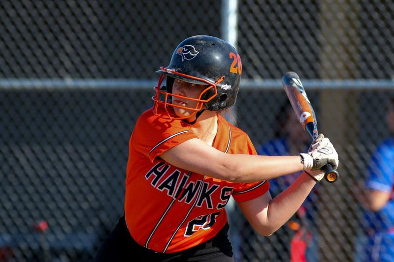 BP girls softball in midst of eleven-game winning streak