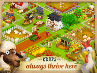 Mobile Game Reviews: Hay Day