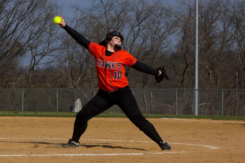 Varsity softball still has potential for great future even with eight players leaving
