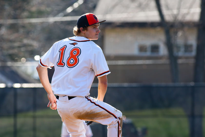 Varsity baseball out of playoffs after Norwin's Amendola pitches three-hit shutout
