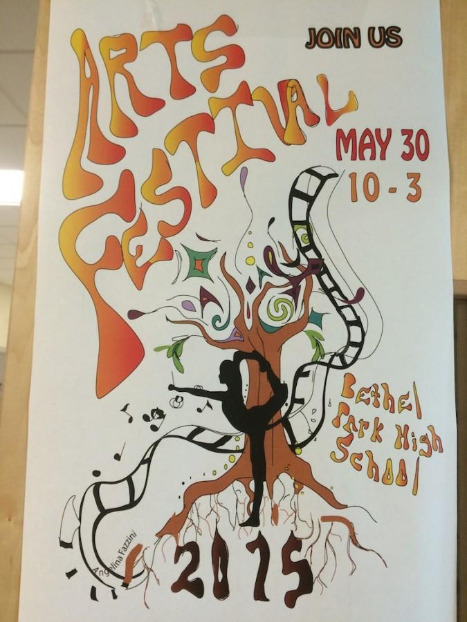 First BPHS Arts Festival to occur on May 30