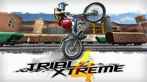 Mobile Game Reviews: Trial Xtreme 4