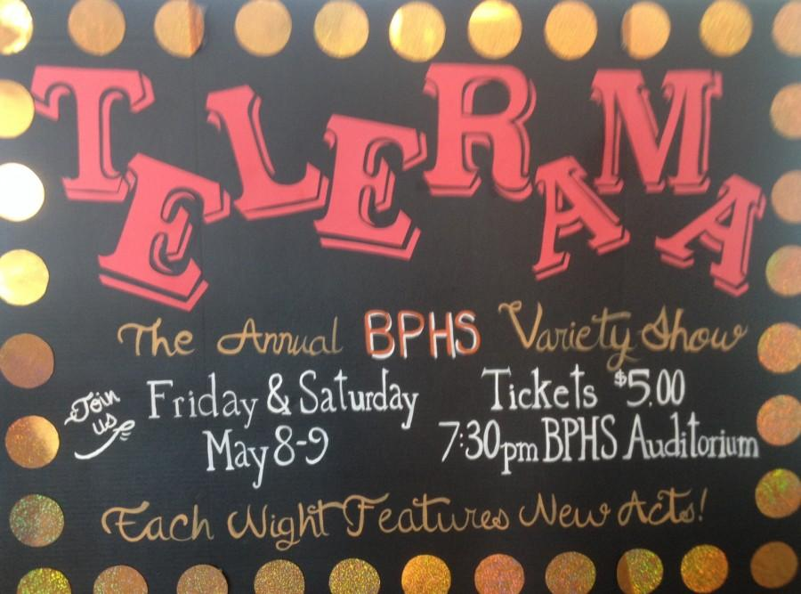 Telerama returns to BPHS