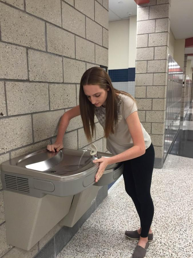 What's up with the water at BPHS?
