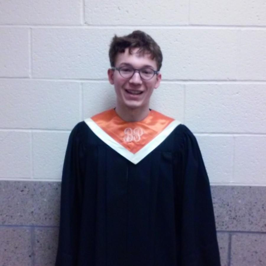 Student Musician of the Week: Sebastian Leis