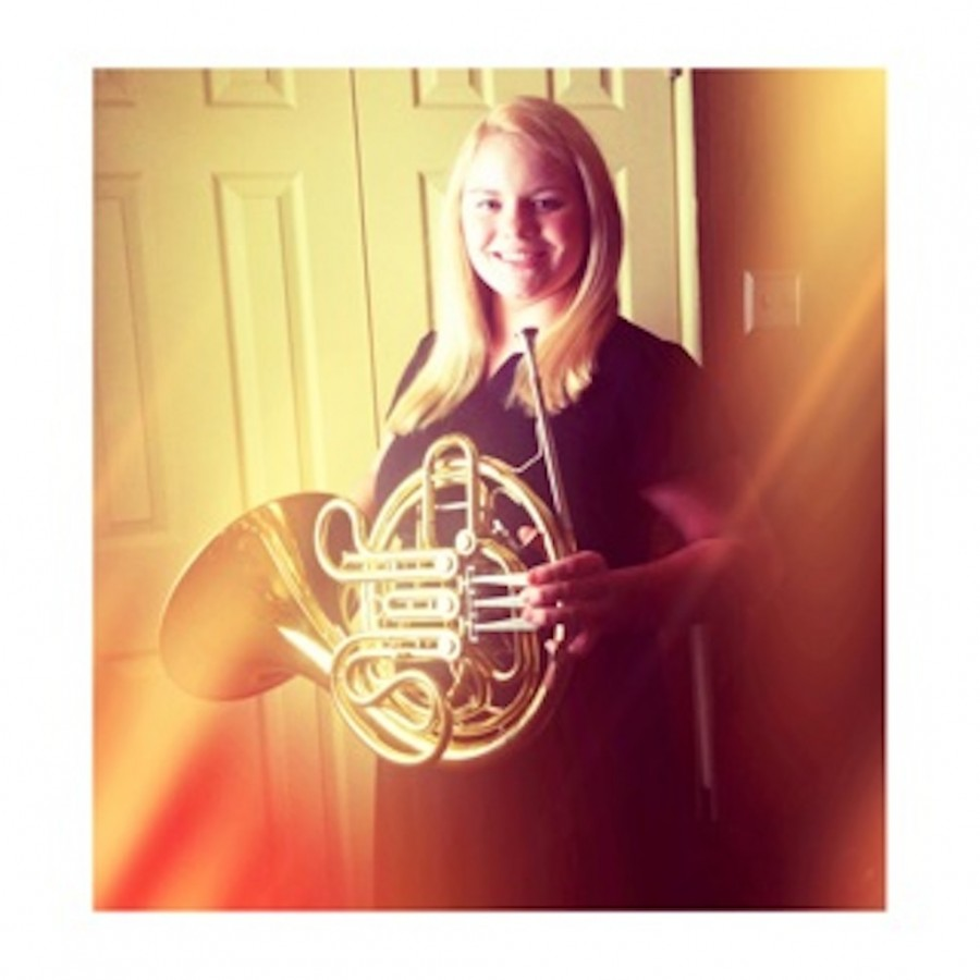 Maria Jay is this week's Student Musician of the Week.
