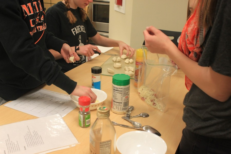Foods courses offer real-world opportunities for students