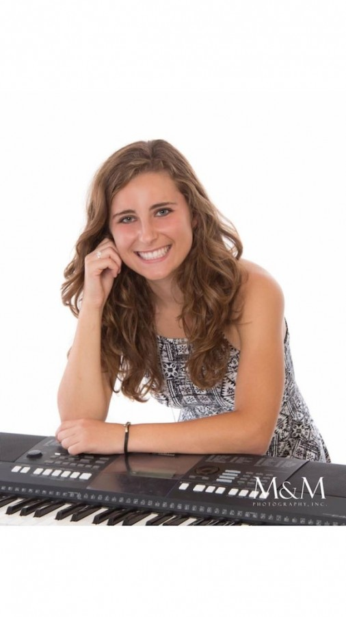 Student Musician of the Week: Claire Makowski