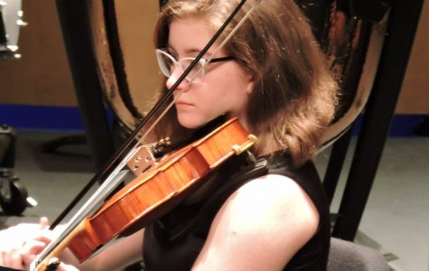 Student Musician of the Week: Grace Evans