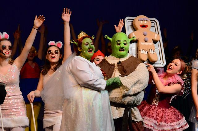 Shrek%2C+The+Musical