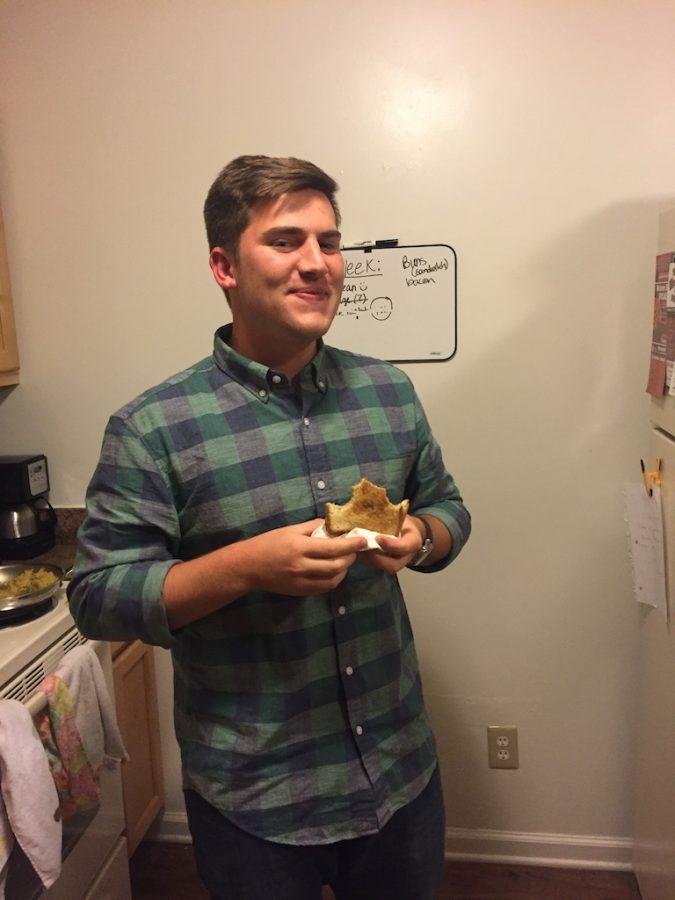 BPHS Alumni of the Week: Corey Kroboth