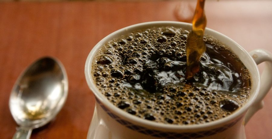 The benefits of drinking coffee