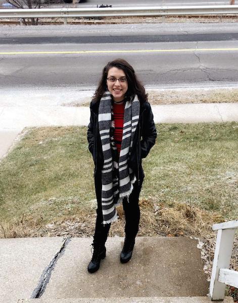 Student of the Week: Saida Muniz
