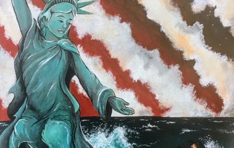 Student Art of the Week: Brittany Butler's 'Choice' could be going to D.C.