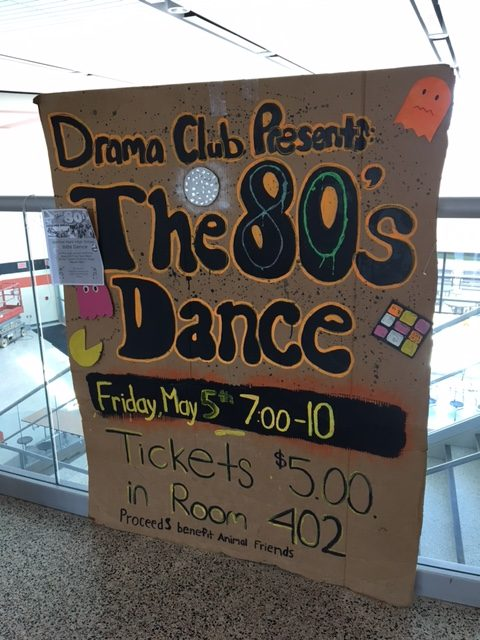 Get your '80s Dance tickets while they last!
