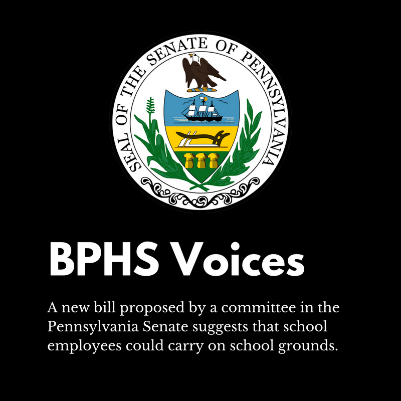BPHS Voices: Should teachers be allowed to carry?