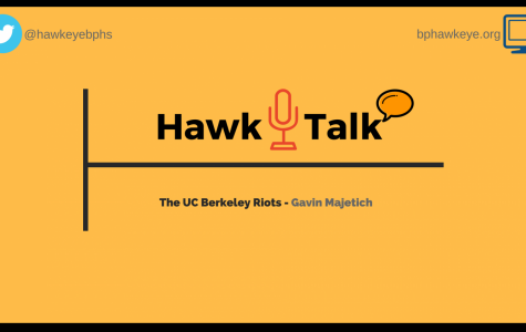 Hawk Talk Podcast Episode 1: Antifa Riots at UC Berkeley