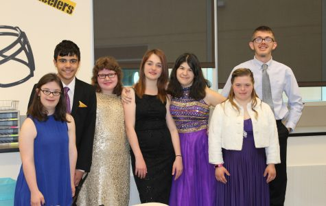 Life Skills students experience prom