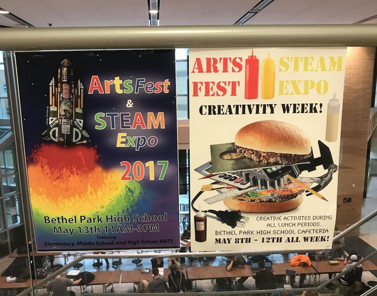 BPHS Arts Festival spreading creativity