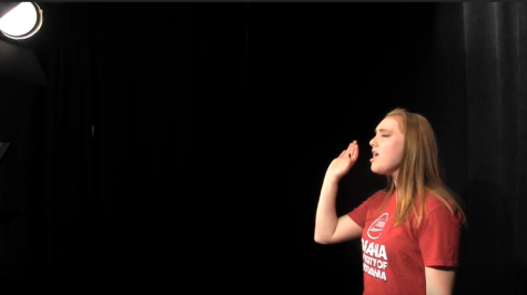 Talent Tuesday: Molly McDowell takes the spotlight with her singing